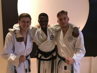 Taekwondo für Jugendliche