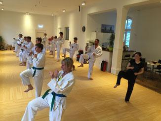 Taekwondo für Erwachsene