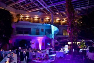 Licht-Technik Hochzeit