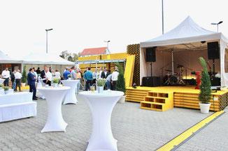 Firmenjubiläum Rodgau