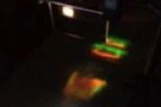 広波長帯域対応ホログラム