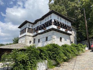 Historische Bergdörfer, hier Zivitsa