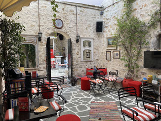 Ioannina - viele nette Cafés