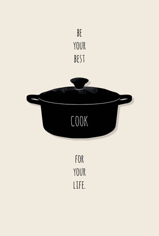 Be your best cook for your life