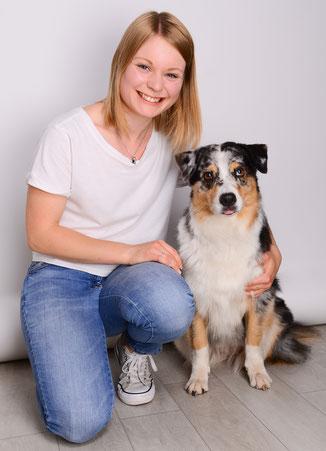 Nina Philippi- zertifizierte Tierphysiotherapeutin und -heilpraktikerin
