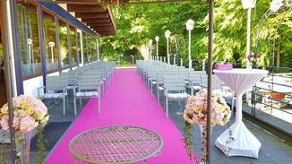 Hochzeit feiern in Duisburg