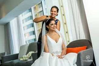 Organizadora de bodas en panama
