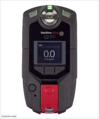Gasmessgeräte Blackline Safety