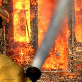 Feuerschutztraining, Brandschutztraining, Brandschutzunterweisung, Brandschutzschulung für Firmen - Theorie