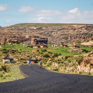 Lesotho Radreisen