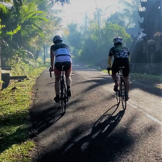 Cycling Holidays in Bali