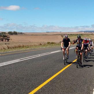 Südafrika Radreisen