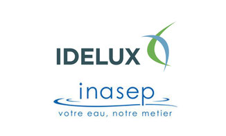 Idelux et Inasep
