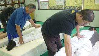 「皇法指圧」勉強会:千葉県鎌ケ谷市の皇法指圧の整体院 自然医学療法センター橋本です。