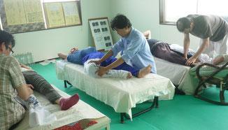 「皇法指圧」勉強会:千葉県鎌ケ谷市の八光流「皇法指圧」の整体院 自然医学療法センター橋本です。