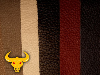 Golden Bull Readymix - Mittel zur Reinigung und Pflege von schwarzem Glattleder.