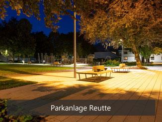 Parkanlage Reutte (Tirol)