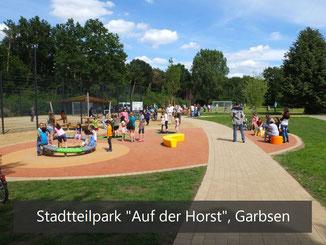 """Stadtteilpark """"Auf der Horst"""" - Garbsen"""