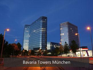 Bavaria Towers München