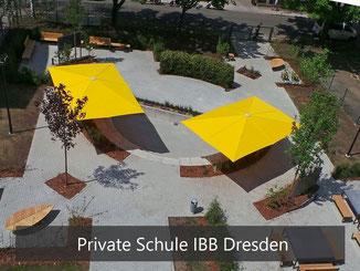 Private Schule IBB Dresden - Grünes Klassenzimmer
