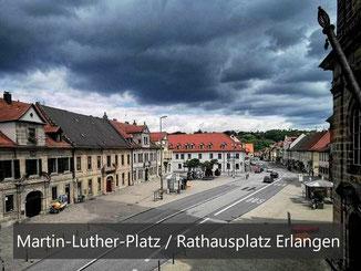 Rathausplatz Erlangen