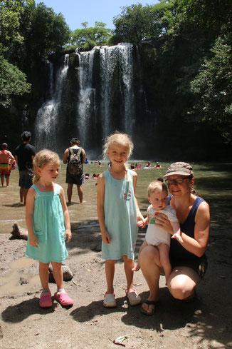 Llanos de Cortés-Wasserfall Bagaces