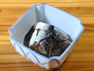 ニシンの山椒漬け 430円