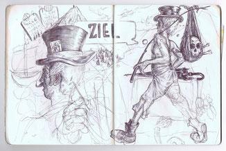 FREE WORK  → Sketchbook 2013