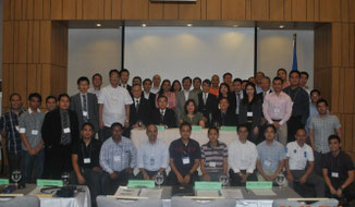 WorkshopにはフィリピンDOE (Department of Energy)次官もご出席された