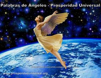 PALABRAS DE ÁNGELES - AFIRMACIONES PODEROSAS - PROSPERIDAD UNIVERSAL