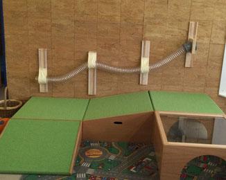 Bällebahn zum nachbauen
