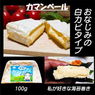 大友チーズ工房を代表するチーズ