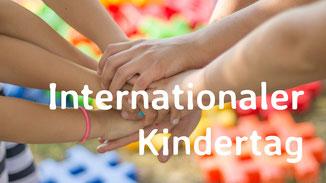 Der Kindertag ist ein in über 145 Staaten der Welt begangener Tag, um auf die besonderen Bedürfnisse der Kinder und speziell auf Kinderrechte aufmerksam zu machen · Foto→ Michal Jarmoluk