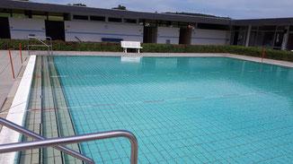 Nichschwimmerbecken