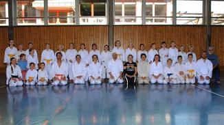 Foto→ TV Angersbach Abt. Karate