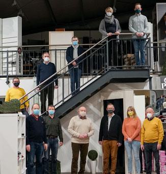Unsere Kandidaten · Foto→ CDU Wartenberg