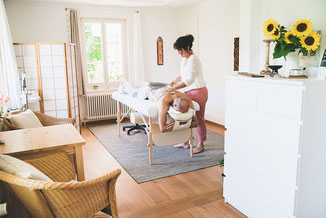 Tibetische Massage, Gesundheitsoase, im Zentrum von Aarau