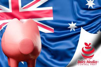 Carne de cerdo de Australia