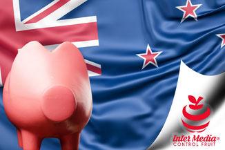 Carne de cerdo de Nueva Zelanda