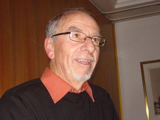 Hansruedi Studer, unser neuer Präsident