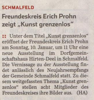 Hamburger Abendblatt 05.01.2016