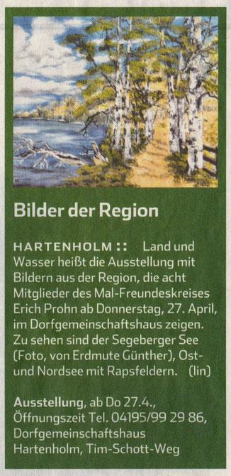 Hamburger Abendblatt 25.04.2017