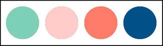Gama de colores para blog