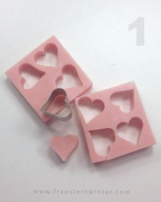 Handmade with love by Fräulein Winter