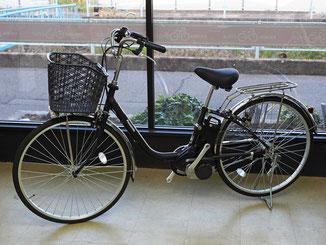 電動アシスト自転車(26インチ)