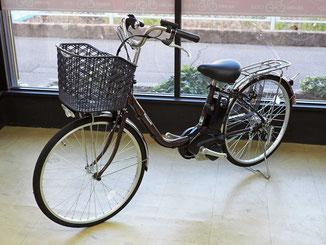 電動アシスト自転車(24インチ)