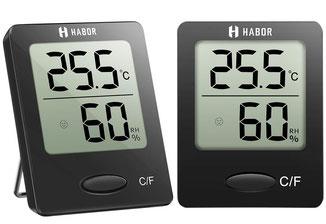 Luftbefeuchter Pflanzen - Ein Hygrometer dient der Messung der Luftfeuchtigkeit im Innenbereich. Du kannst so also die Bedingungen in deinen eigenen vier Wänden bestimmen und sie auf die Bedürfnisse deiner Zimmerpflanzen anpassen.