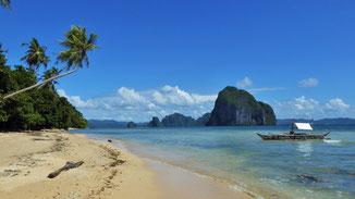Corong Corong  Beach, Palawan