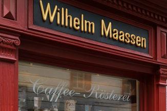 Caffee- Rösterei Wilhelm Maassen, Monschau