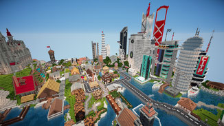 minecraft city project download